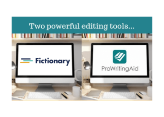 Fictionary & ProWritingAid – Two Powerful Editing Tools Together