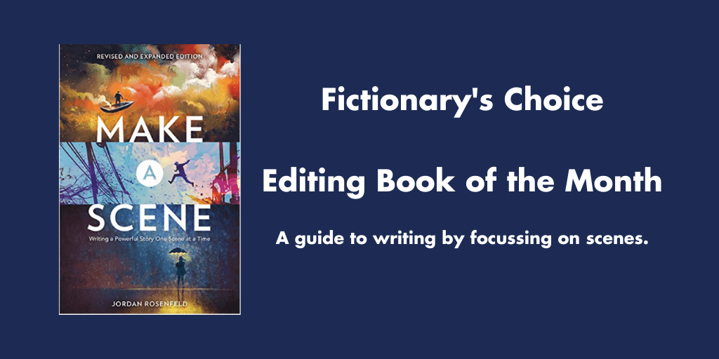 Feb Fictionary's Choice Editing Book of the Month