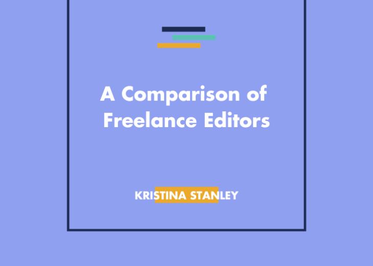 Freelance Editing