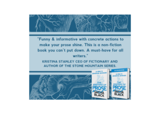 Anatomy of Prose by Sacha Black Will Improve Your Writing