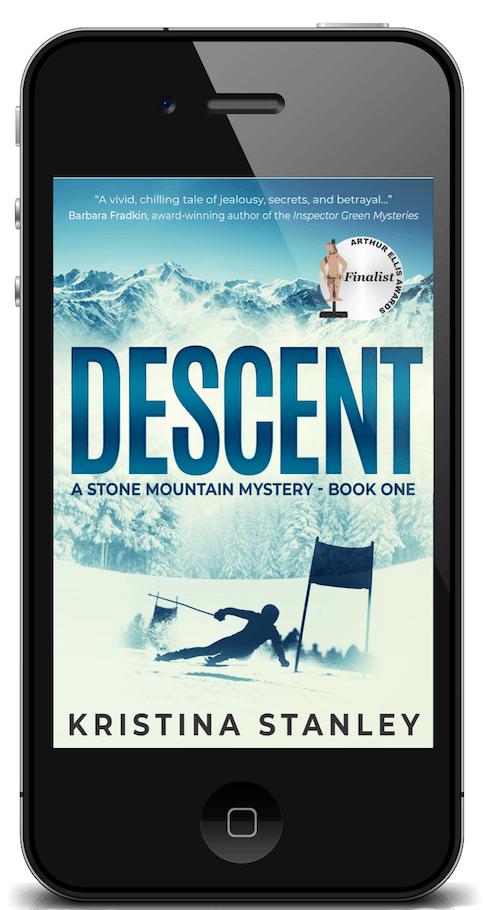Descent Book Cover