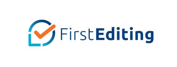 First Editing Logo