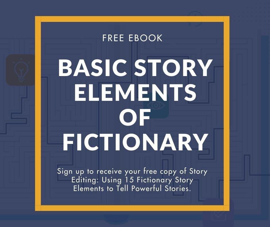 Fictionary Story Element eBook