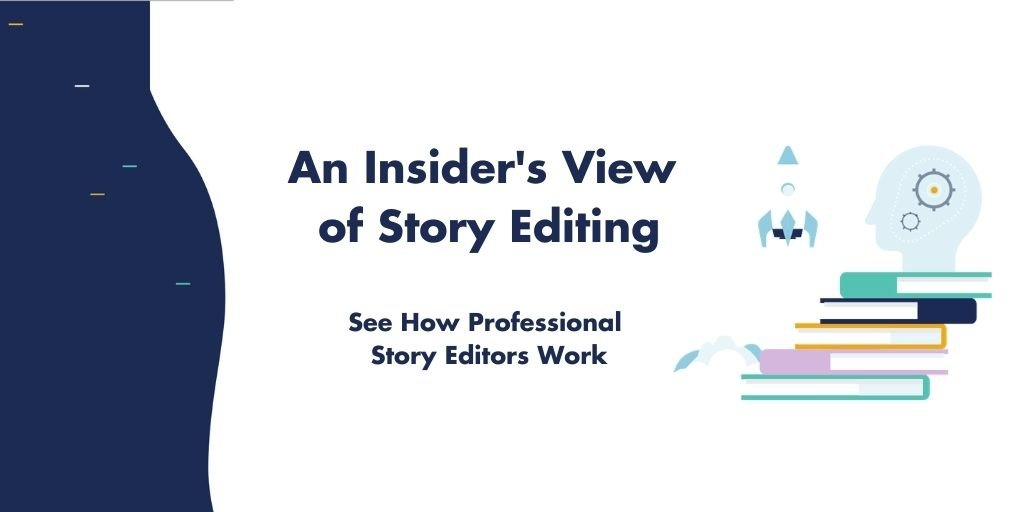 Fictionary Insider's View to Story Editing