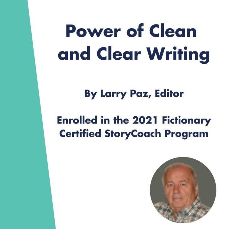 Larry Paz Fictionary StoryCoach Program