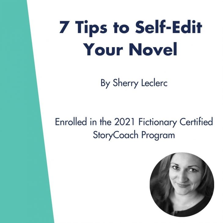 Sherry Leclerc on Self-editing